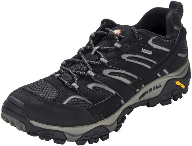 2 Moab Gtx Campz Noir Chaussures Homme Merrell Sur qB5xa15